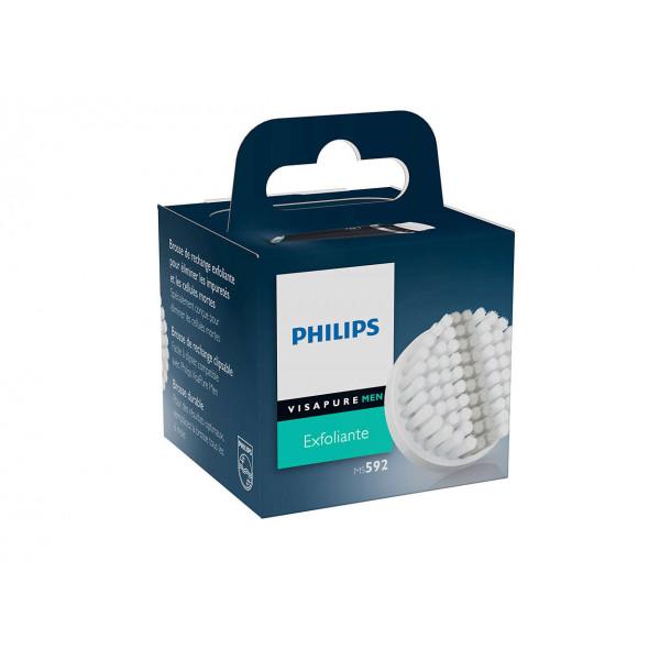 PHILIPS VisaPure men Brush attachment for scrubbing MS592/50
