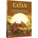 999 Games Catan: Expansion of Treasures Dragons and Explorers 999-KOL40