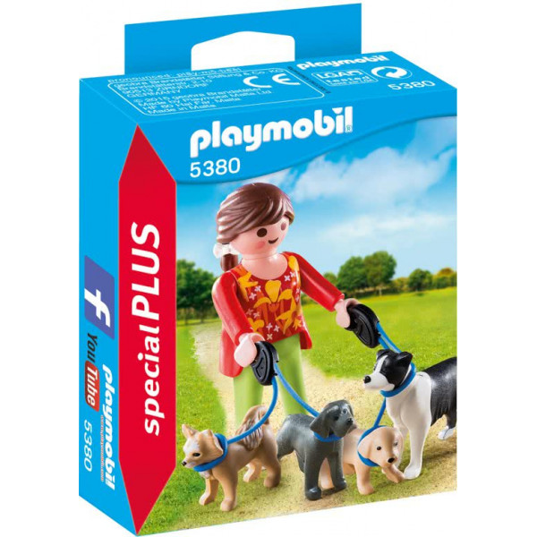 PLAYMOBIL Pet sitting 5380
