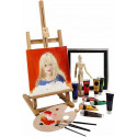 Creotime Table easel H: 78 cm 1 piece 22156