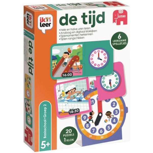 JUMBO I learn DE Tijd 19552