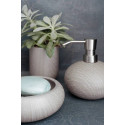 Aquanova Zenya WC brush holder Warm gray