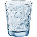 Bormioli Naos Water Glass 29 CL Blue SET-6
