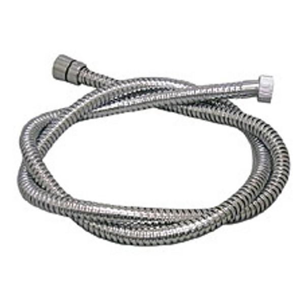 Plieger shower hose 1/2 x 150cm chrome with anti-kink 435.8202