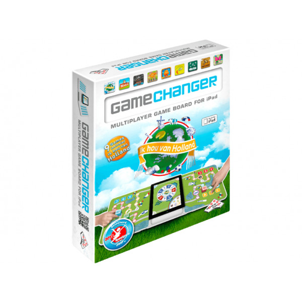 Identity Games GameChanger Multiplayer game board for iPad 03248