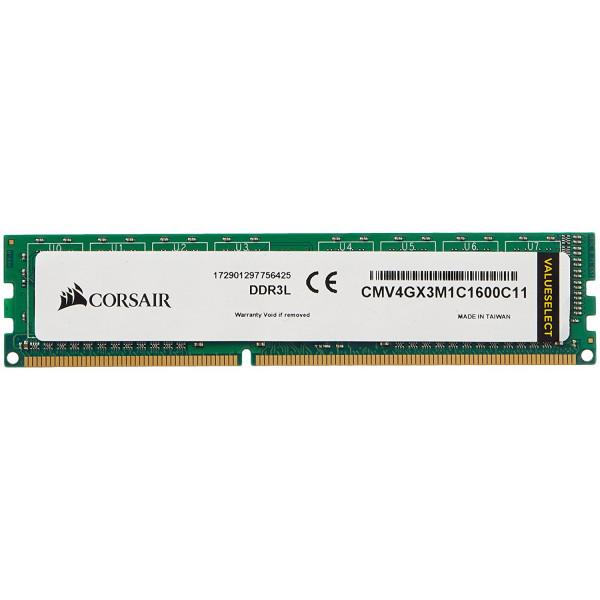 CORSAIR ValueSelect 4GB DDR3 CMV4GX3M1C1600C11