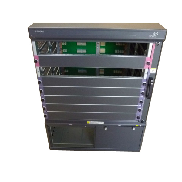 HP 3COM Switch Chassis Kit Six Slots 3CS7906E