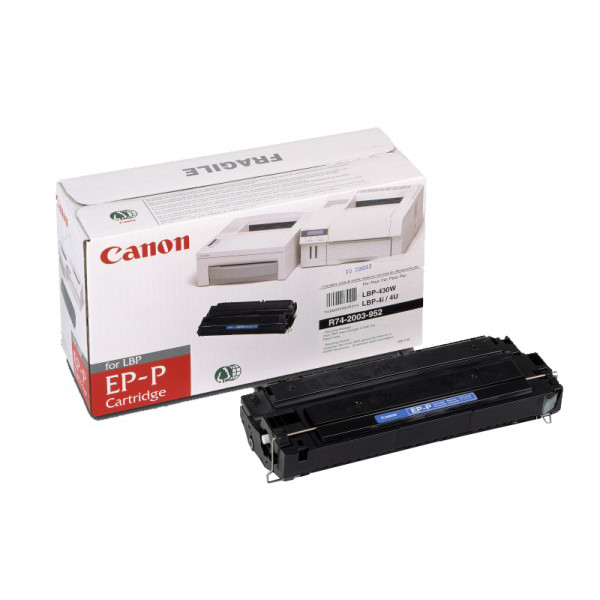 CANON Toner EP-P/black 3000 sheet R74-2003-952