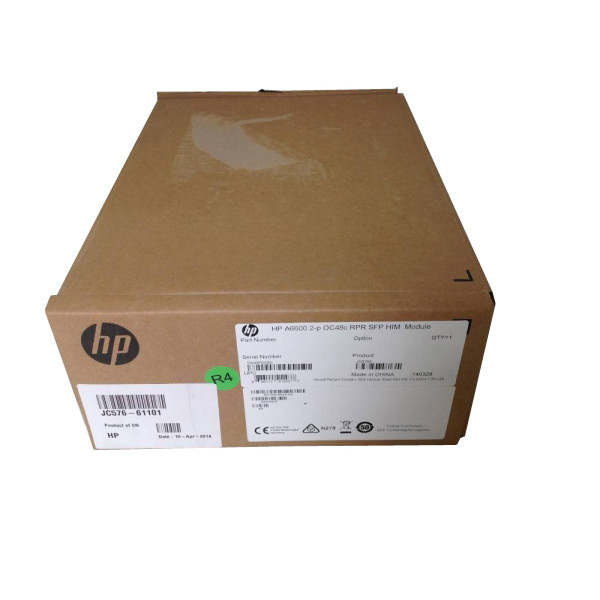 HP A6600 2P OC48C RPR SFP him Mod JC576-61101