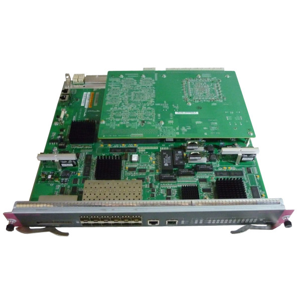 HP 7500 384Gbps Fabric Module with 12 SFP Ports Switches JD224A