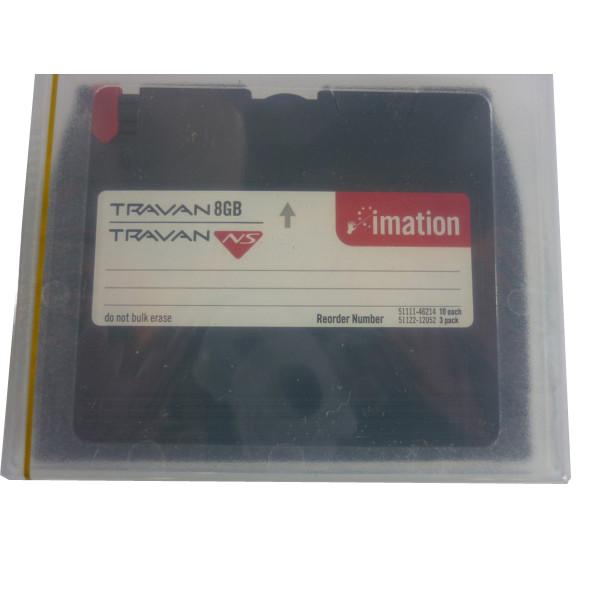 IMATION Tape 8GB storage media 051122120596