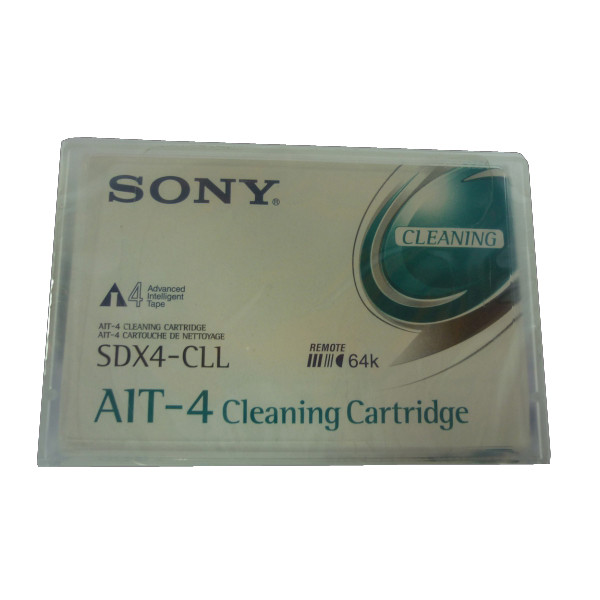 SONY Cleaning cartridge SDX4-CLL