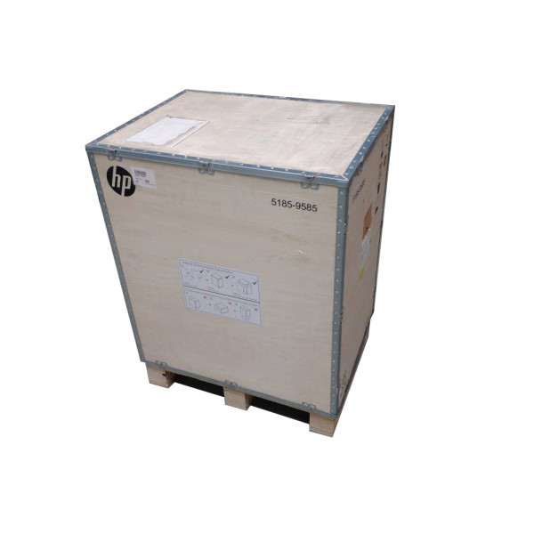 HP 9512 switch chassis JC125B