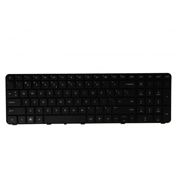 HP Laptop keyboard 593298-B31