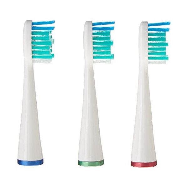 WATERPIK 3X brush heads SRRB-3E