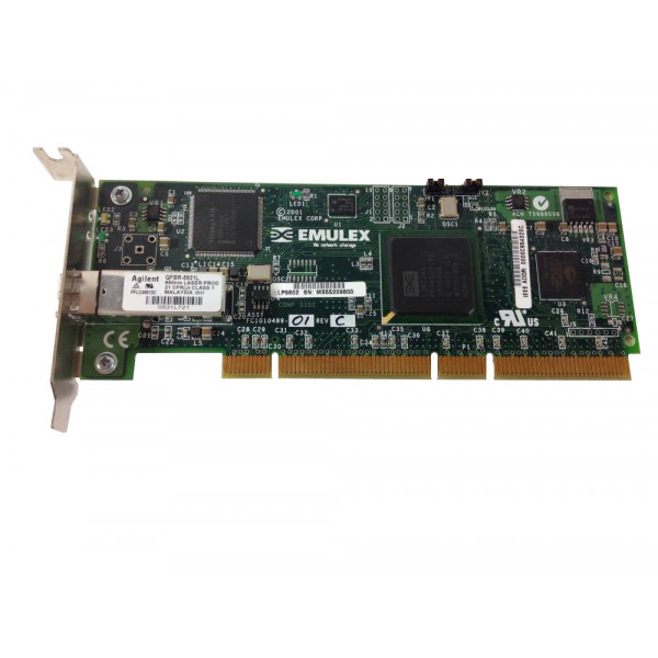 SUN Single 2GB/S Fibre Channel card PCI-X 64BIT 133MHZ LP9802-F2