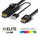 GANEO hdelite Cable HDMI ActiveHD HDELITE/ACTIVEHD2M