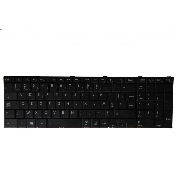 TOSHIBA Laptop keyboard AEBD5F00030-FR