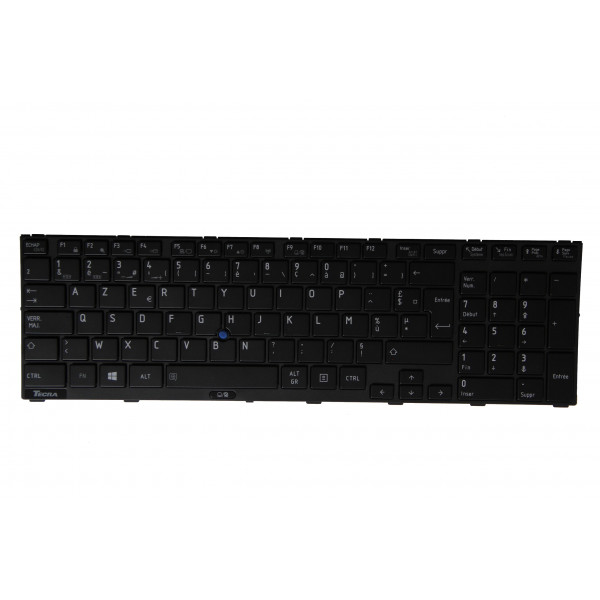 TOSHIBA Tecra R850/950 keyboard AZERTY french KBD-TSH2