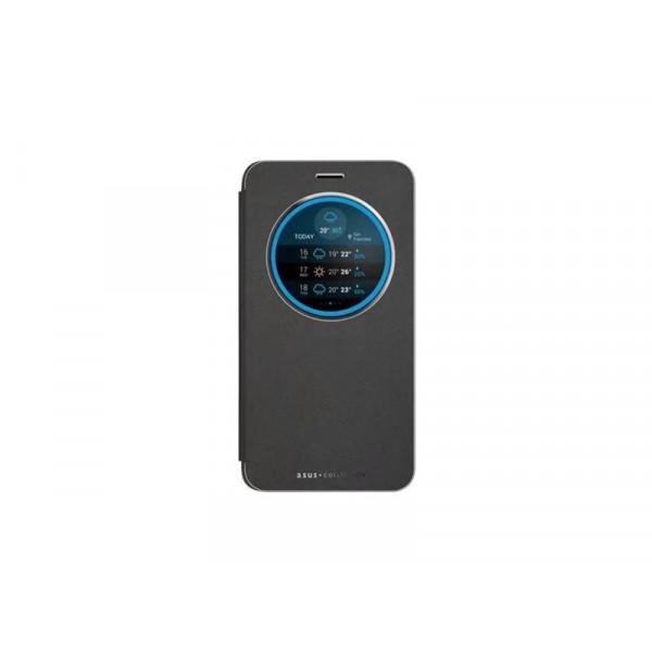 ASUS Smart phone Flip Cover for ZenFone 3 Laser ZC551KL Black 90AC01M0-BCV004
