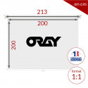 ORAY desktop flat screen: 2000PRO MPP03B1200200