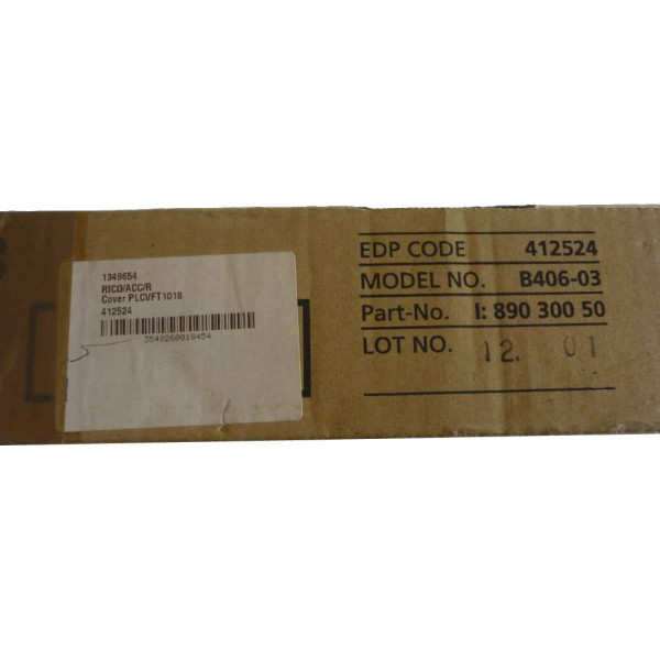 RICOH platen cover 93XX series B406-03