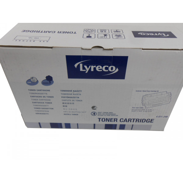 Lyreco Toner for LJ P3005 4.071.249
