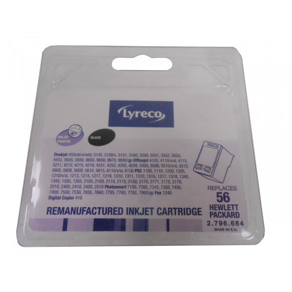 Lyreco Cartridge for deskjet Deskjet 5000 series 2.796.684
