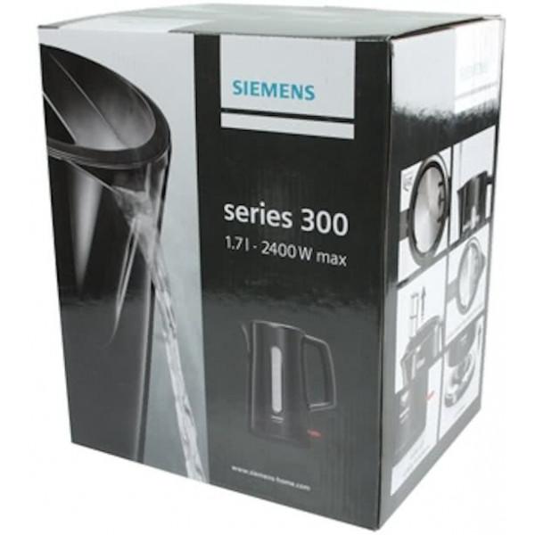 Siemens Series 300 Kettle Black TW3A0103