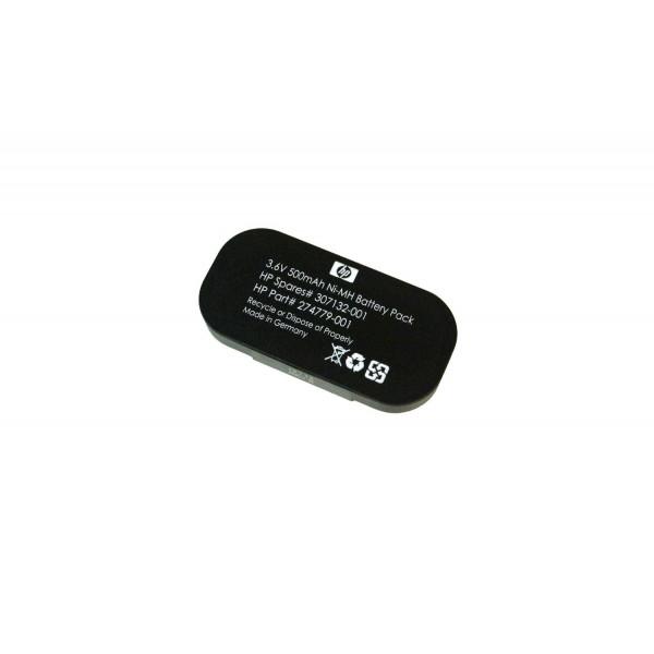 HP sps-btry nimh 3.6V 500mAh 307132-001