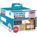 DYMO durable LW shelving label 1X3-1/2 25*8 1933081