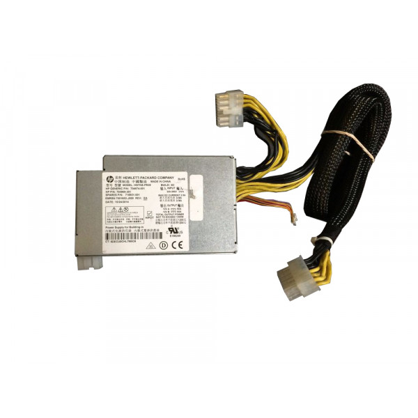 HP SPS-PS 1U 1200W HVDC dual 12V out 716931-001