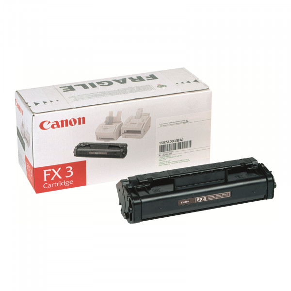 CANON F3 Cartridge Black 1557A003BA