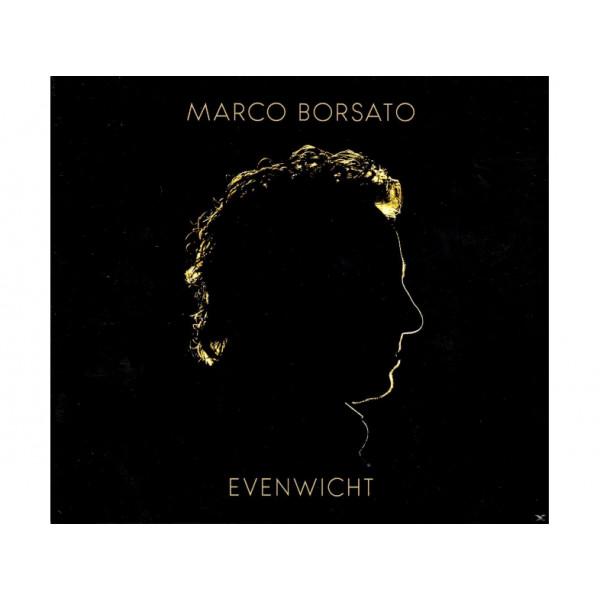 UNIVERSAL MUSIC B.V. Marco Borsato Evenwicht CD QP-17647
