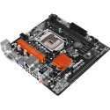 ASROCK Asro H110M-HDS without io shield 90-MXB150-QPV01