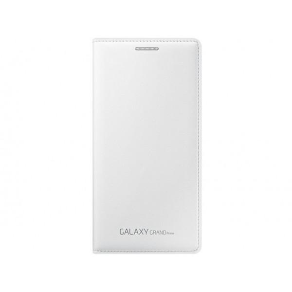 SAMSUNG Flip Wallet Galaxy Grand Prime White EF-WG530BWEGWW