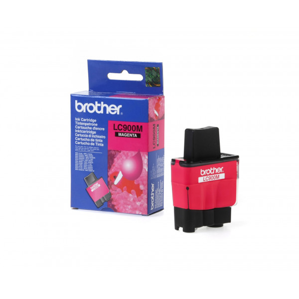 BROTHER Ink cartridge MFC-210C 410CN blister Magenta LC900MBP