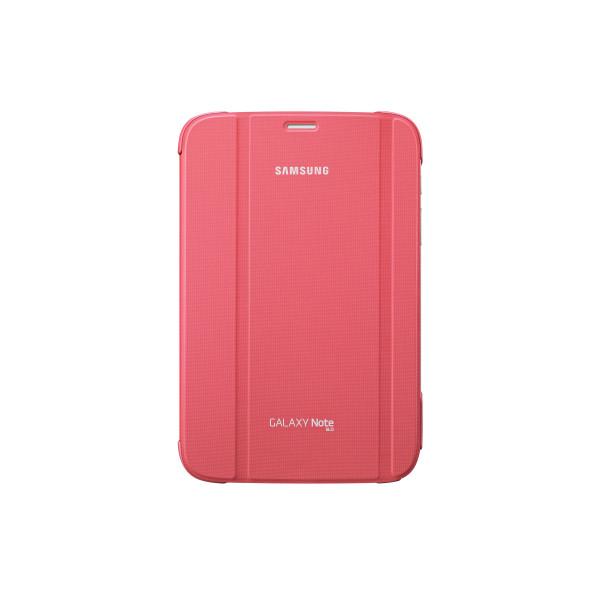 SAMSUNG Book Cover Note 8.0 Pink EF-BN510BPEGWW