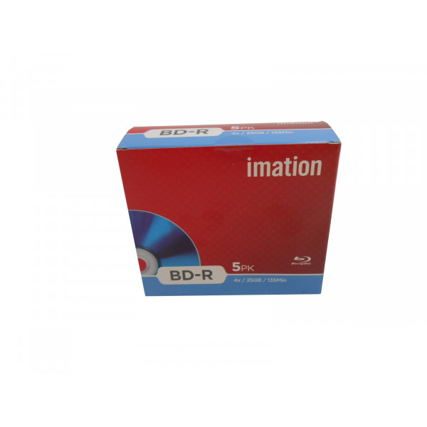 IMATION Blu-ray BD-R 1-4X 25GB I19989