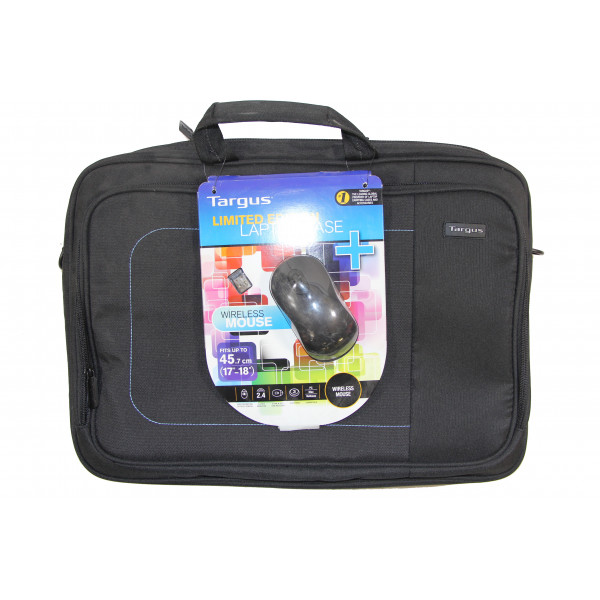 "TARGUS Wireless Mouse and 18"" notebook case BEU3164-01P"