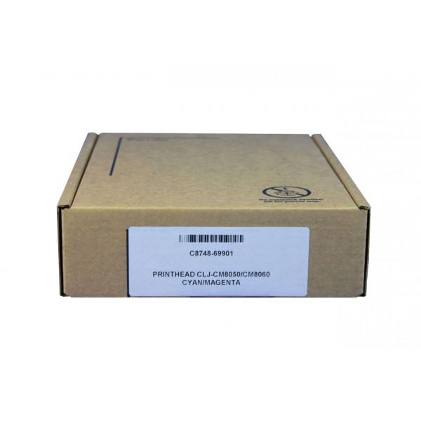 HP toner Cyan magenta print head C8748-69901