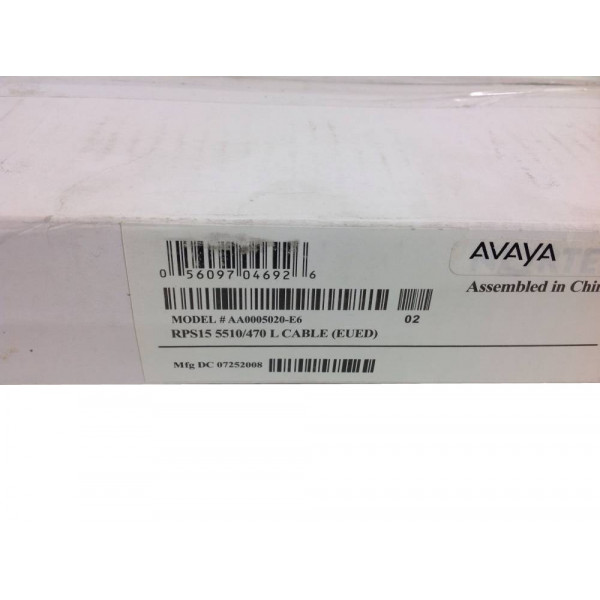 Avaya Power cable AA0005020-E6