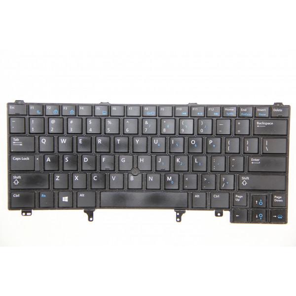 DELL Latitude E6440 Keyboard QWERTY US 04CTXW