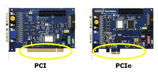 PCI, PCIE cards