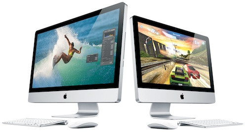 AIO Desktops Apple