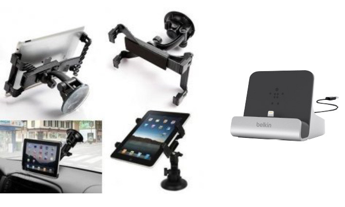 Autohouders & Docking Stations