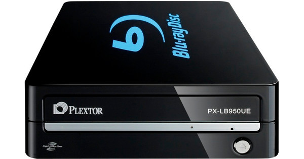 External DVD & Blu-Ray Burners