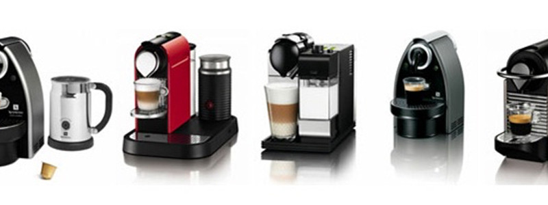Nespresso-Machines