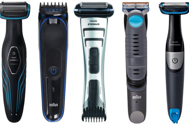 Trimmers & Bodygroomers
