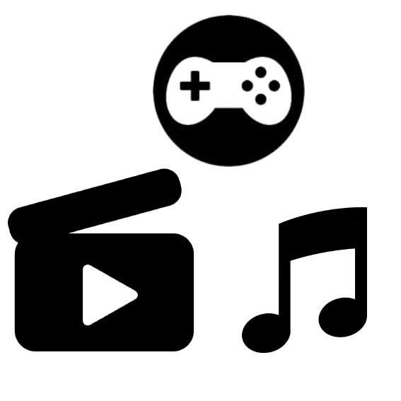 Gaming, Movies & Music
